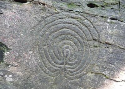 Carving at Rocky Valley