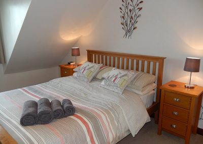 Chylowen master bedroom